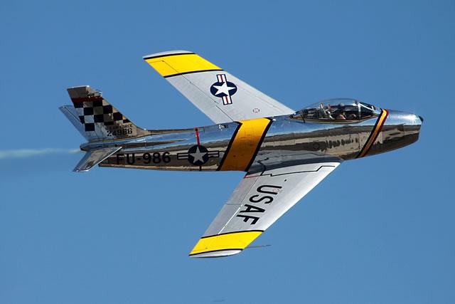 F-86 photo by Paul Nelhams