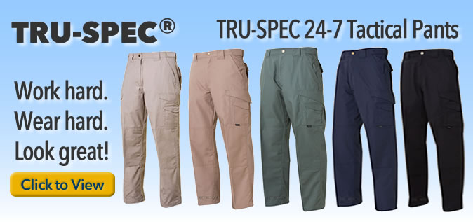 hard working good looking tactical pants