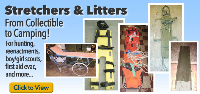 Stretchers and Litters