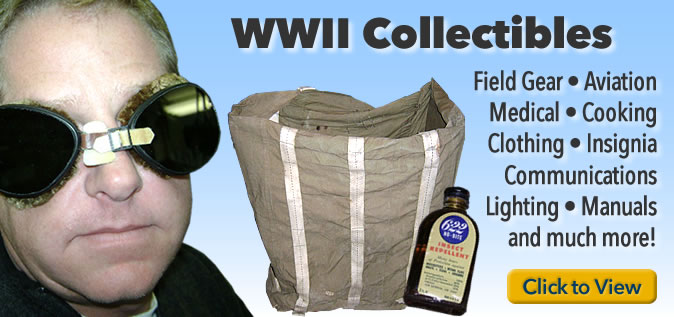 World War II Collectibles