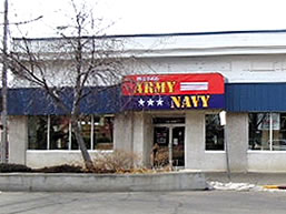 Billings Army Navy Surplus Store