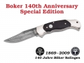 Boker 140th Anniversary