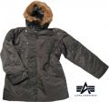 Parkas, Jackets and Coats
