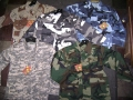 Kids Military Clothing