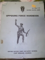 Opposing Force Handbook, ST 7-288 FY77
