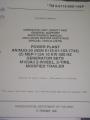 Power Plant AN/MJQ-25 Generator Set (M103A3) Technical Manual