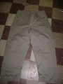 East German Insulated Overpants, New