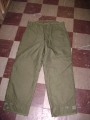 US Army Cold Weather Pants, New