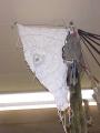 German White Parachute 3ft