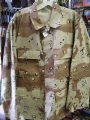 BDU Shirts, 6-Color Desert