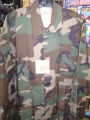 BDU Shirts, Woodland