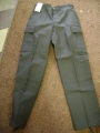 Black BDU Trousers / Pants