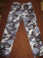 Camo BDU Pants, Urban Blue