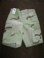BDU Shorts, 3-Color Desert