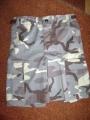 BDU Shorts, Urban Blue