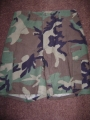 BDU Shorts, Woodland