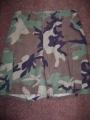 BDU Shorts, Woodland