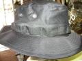 Military Boonie Hats, Black