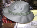 Military Boonie Hats, Green