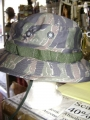 Military Boonie Hats, Tiger Stripe