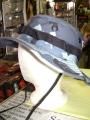 Military Boonie Hats, Urban Blue
