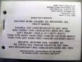 Browning .50 cal. Operator's Manual
