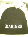 Marines Black Watch Cap
