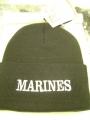 Marines Black Watch Cap