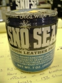 Original Bees Wax Waterproofing SNO-SEAL (7 oz can)