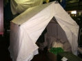 Wall Tent - 14' x 16' x 5'