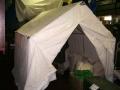 Wall Tent - 16' x 20' x 5'