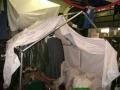 Wall Tent Frame - 16' x 20' x 5'