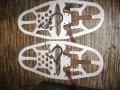 Swedish Snowshoes (aluminum)