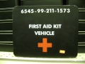 Land Rover First Aid Tin