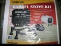 Barrel Stove Kits