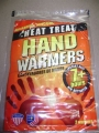 Heat Treat Hand Warmers (single pack)