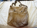 Finnish WWII Gas Mask Bag M-39