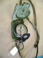 Phosphorescent Military Compass