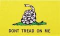 Don't Tread Flag