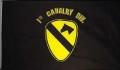 1st Cavalry Flag