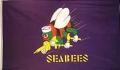 USN Seabees Flag