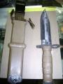 U.S. Army M-16 OKC M10 Bayonet