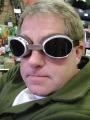 Austrian Goggles with Plastic Case