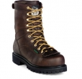 Georgia Boot Steel Toe Logger, Men's