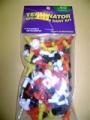 .40 Caliber Terminator Spearhead Dart Kit (100-pack)