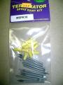 .40 Caliber Terminator Mega Spike Dart Kit (10-pack)