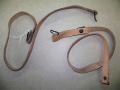 G.I. WWII Leather Chin Straps