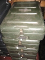 U.S. Military Plastic Storage Box