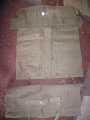Chinese Military Large Tool Roll - Vintage