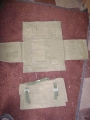 Chinese Military Small Tool Roll - Vintage